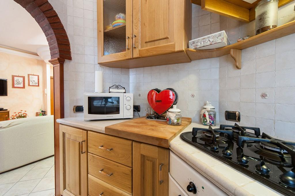 Cucina, Appartamento Casa Scipioni - Roma